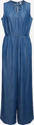 EDC BY ESPRIT Jumpsuit in Blau