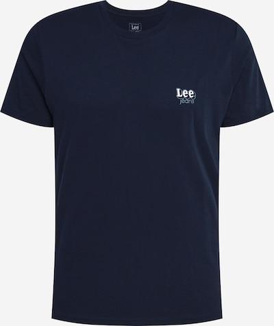 Lee Skjorte i mørkeblå: Frontvisning