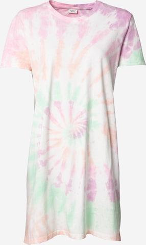 Robe JDY en mélange de couleurs