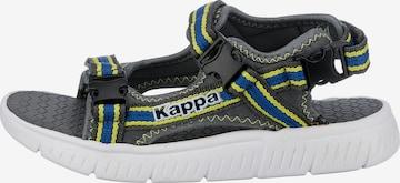 KAPPA Sandale in Grau