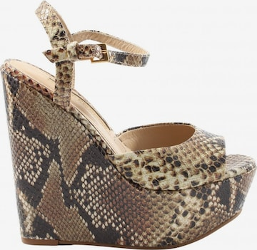 Buffalo London Sandals & High-Heeled Sandals in 36 in Beige