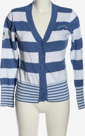 L'Argentina Cardigan in L in blau / weiß, Produktansicht