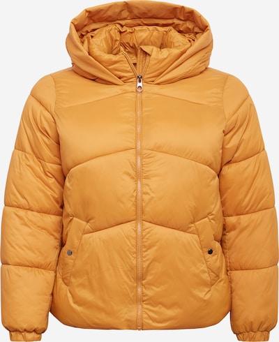 Vero Moda Curve Veste d'hiver 'Upsala' en jaune foncé, Vue avec produit
