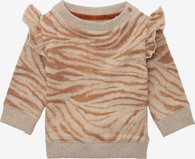 Noppies Pullover in beige / braun, Produktansicht