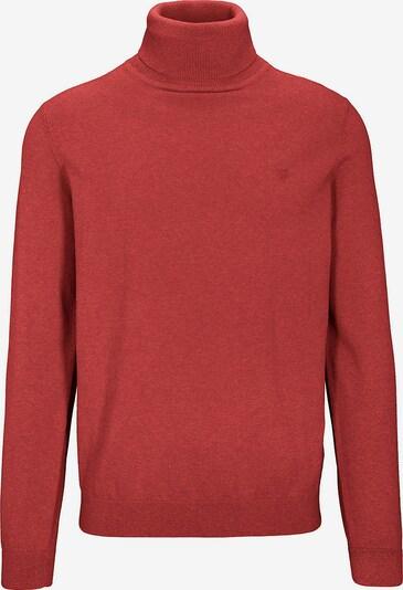 BASEFIELD Pullover in rot, Produktansicht