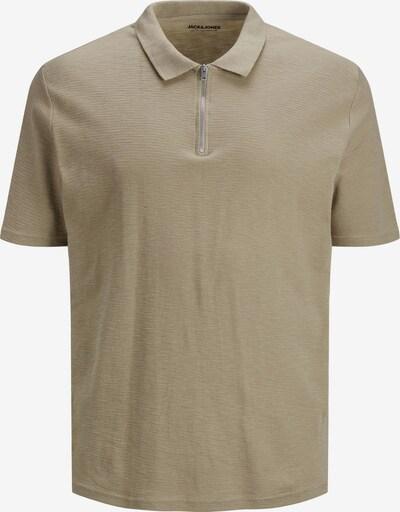JACK & JONES Shirt in de kleur Beige, Productweergave