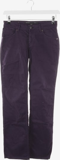 Marc O'Polo Hose in S/32 in lila, Produktansicht