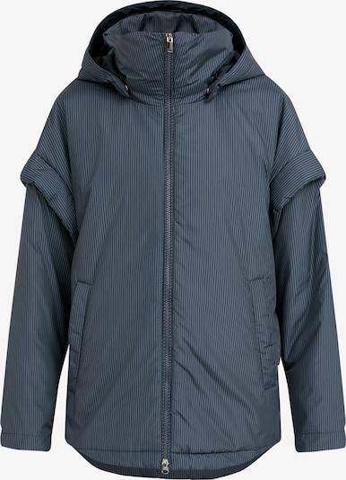 Finn Flare Jacke in rauchblau / dunkelblau, Produktansicht
