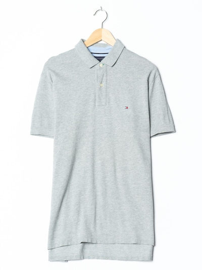 TOMMY HILFIGER Polohemd in M/L in graumeliert, Produktansicht