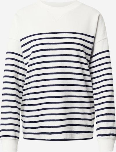 ESPRIT Sweatshirt in Night blue / Off white, Item view