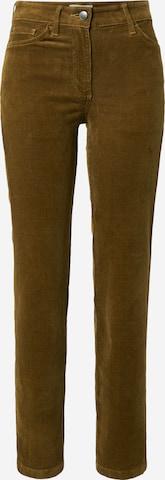 WHITE STUFF Bukse i grønn