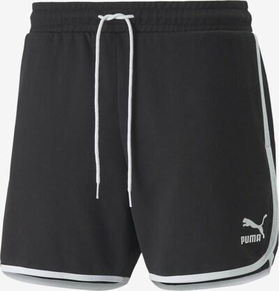 PUMA Sportbroek 'Classics Runner' in de kleur Zwart, Productweergave