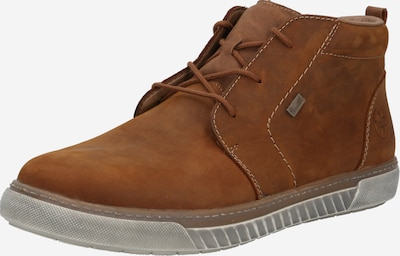 RIEKER Chukka Boots in de kleur Karamel, Productweergave