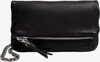 MANGO Schoudertas 'Zaida' in de kleur Zwart, Productweergave