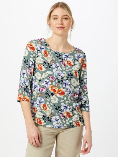 Bluză 'NOVA' ONLY pe verde / culori mixte, Vizualizare model
