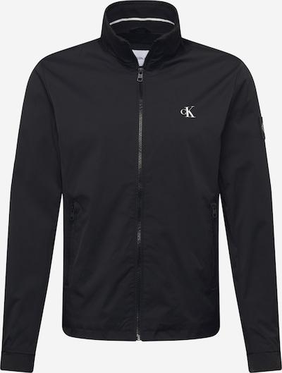 Calvin Klein Jeans Blouson in schwarz, Produktansicht
