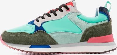 HOFF Sneaker 'TOKYO' in blau / türkis / grau / oliv / mint / pink, Produktansicht