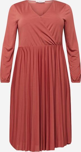 ABOUT YOU Curvy Kleid 'Dana' in rostrot, Produktansicht