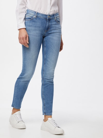 Marc O'Polo Jeans in blue denim, Modelansicht