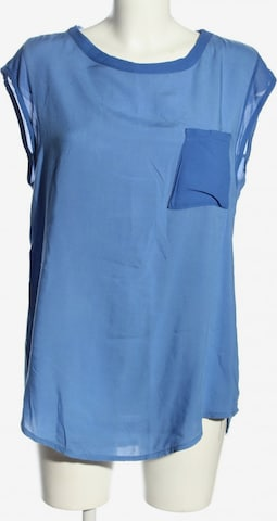 Susy Mix Top & Shirt in L in Blue