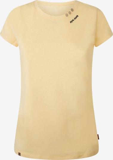 Pepe Jeans Shirt in gelb / schwarz, Produktansicht