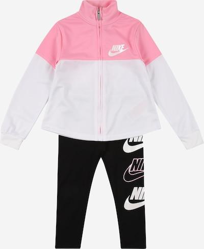 Trening Nike Sportswear pe roz / negru / alb, Vizualizare produs