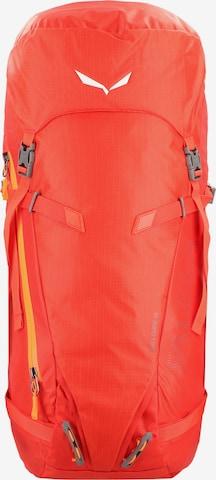 SALEWA Sports Backpack in Orange