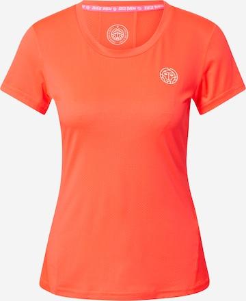 T-shirt fonctionnel 'Eve' BIDI BADU en orange