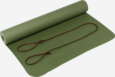 bahé yoga Mat 'ELEMENTARY' in de kleur Kaki, Productweergave