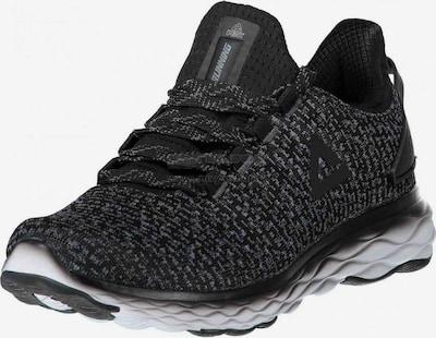 PEAK Laufschuh 'Cushion' in schwarz, Produktansicht