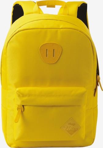 Sac à dos de sport 'Urban Classic' NITRO en jaune