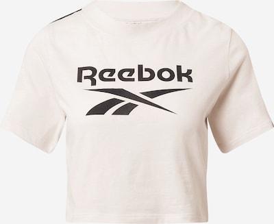 REEBOK Funkčné tričko 'Tape Pack' - ružová / čierna, Produkt