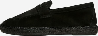 SELECTED HOMME Espadrilles in schwarz, Produktansicht