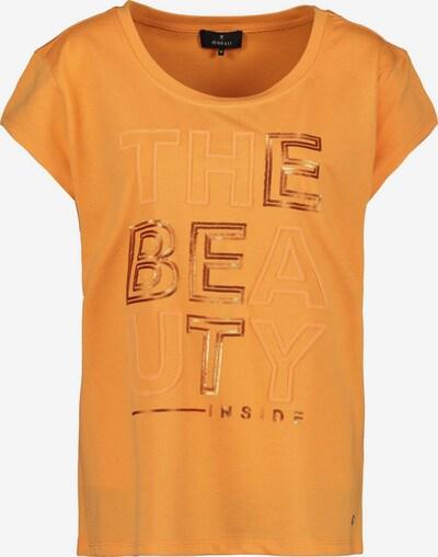 monari T-Shirt in orange, Produktansicht