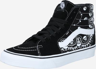 VANS Zapatillas deportivas altas en negro / blanco, Vista del producto