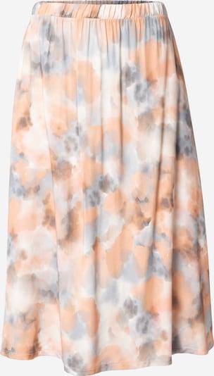 Givn BERLIN Sukňa 'Vana' - sivá / oranžová / biela, Produkt