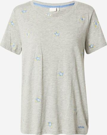 NÜMPH T-Shirt 'CYLIA' in Grau