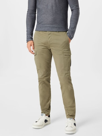UNITED COLORS OF BENETTON Cargo Pants in Green