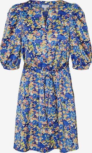VERO MODA Košulja haljina u morsko plava / kraljevsko plava / neonsko zelena / pastelno crvena / bijela, Pregled proizvoda