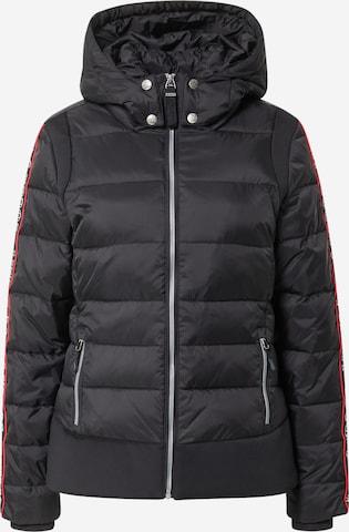 Soccx Kurtka zimowa w kolorze czarny