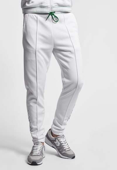Hummel Pants in weiß, Modelansicht