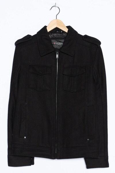 GUESS Wollmantel in S in schwarz, Produktansicht