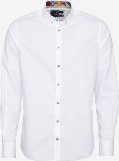 COLOURS & SONS Риза 'PETER' в бяло, Преглед на продукта