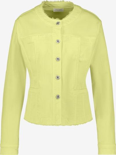GERRY WEBER Jacke in limone / limette, Produktansicht