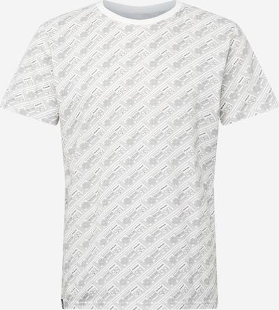 DEDICATED. Majica 'Stockholm NES Line Control' u crna / bijela, Pregled proizvoda