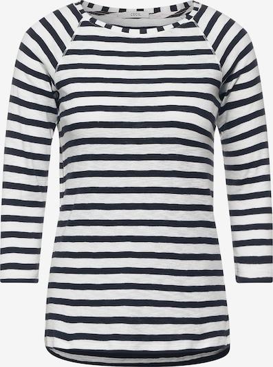 CECIL Shirt in Dark blue / White, Item view