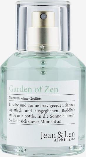 Jean & Len Eau de Parfum 'Garden of Zen' in transparent, Produktansicht