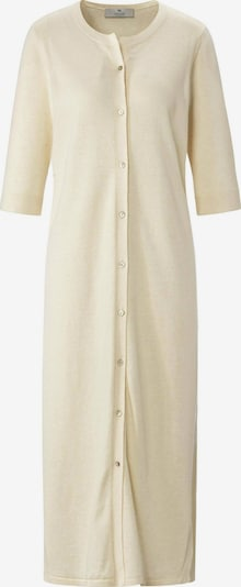 Peter Hahn Kleid in beige / creme / weiß, Produktansicht
