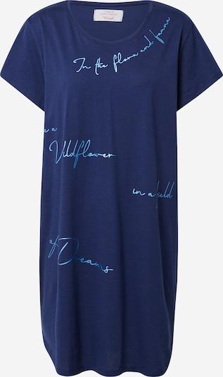 Camicia da notte TRIUMPH di colore navy / blu chiaro, Visualizzazione prodotti