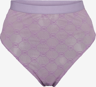 OW Intimates String in lila, Produktansicht